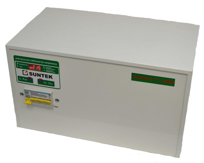 Тиристорный (электронный) стабилизатор напряжения SUNTEK